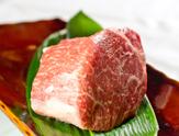 米沢牛ステーキ一人前サイズ