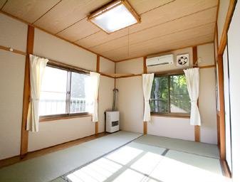 【和室】8畳のお部屋
